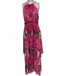 🍍 ELIZA J Floral Maxi Dress